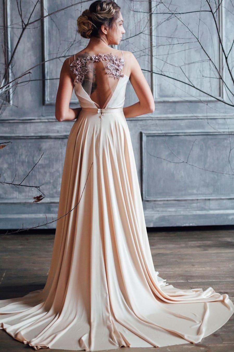 Вечернее платье ENID, коллекция FLOWER MAGIC, бренд RARE BRIDAL, фото 5