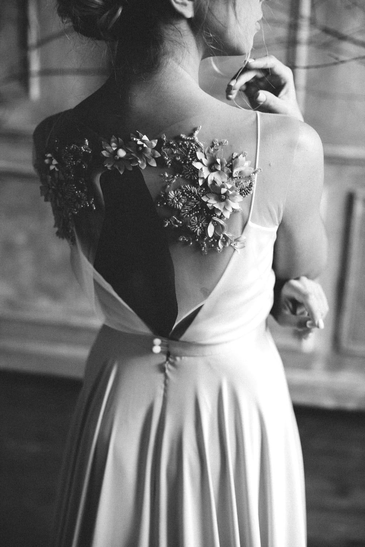 Вечернее платье ENID, коллекция FLOWER MAGIC, бренд RARE BRIDAL, фото 6