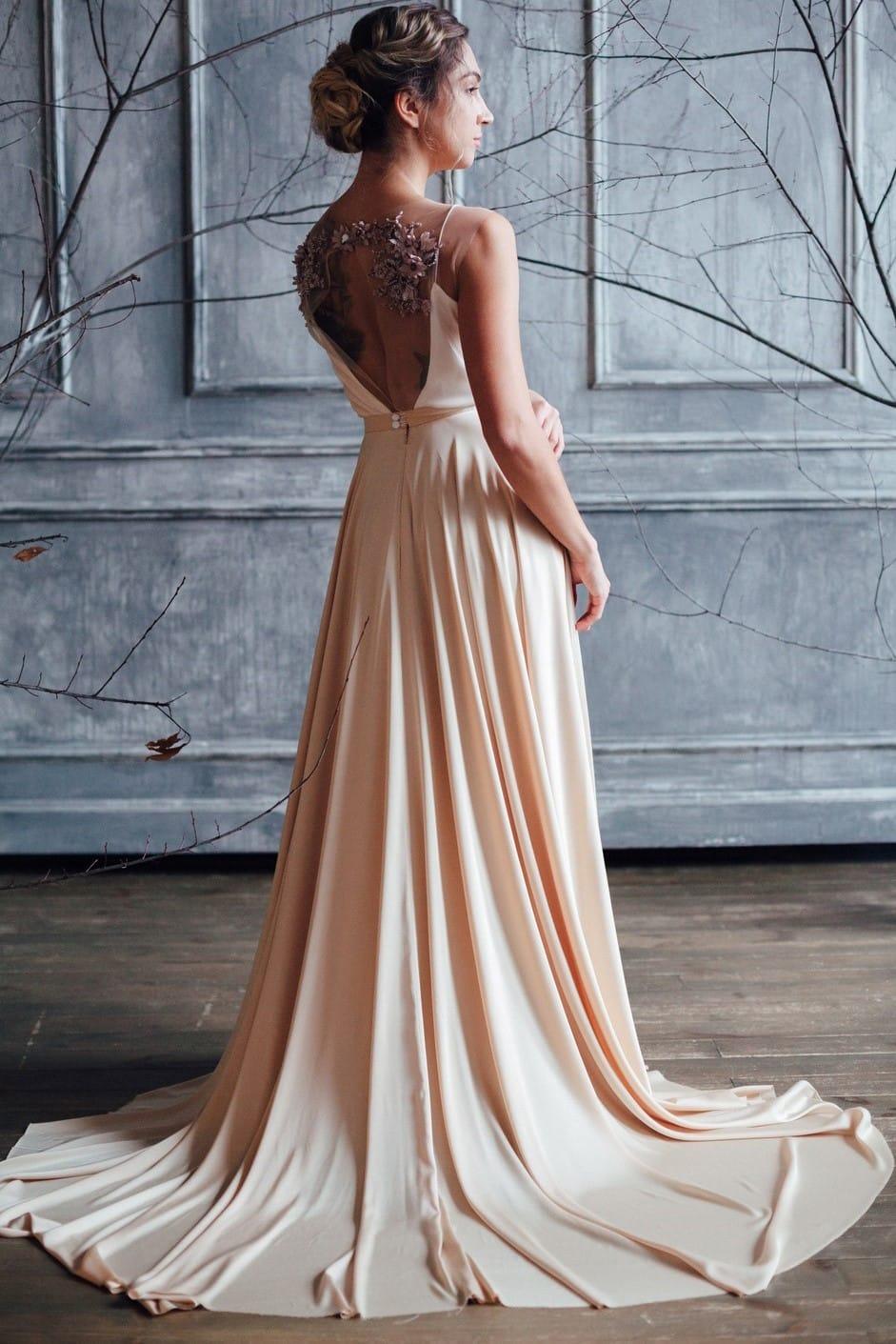 Вечернее платье ENID, коллекция FLOWER MAGIC, бренд RARE BRIDAL, фото 7