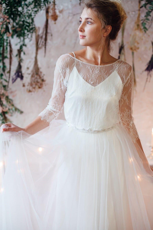 Свадебное платье ETHEL, коллекция THE LOOK OF ANGEL, бренд RARE BRIDAL, фото 1