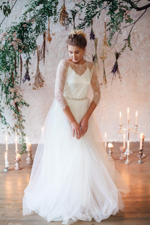 Свадебное платье ETHEL, коллекция THE LOOK OF ANGEL, бренд RARE BRIDAL, фото 2