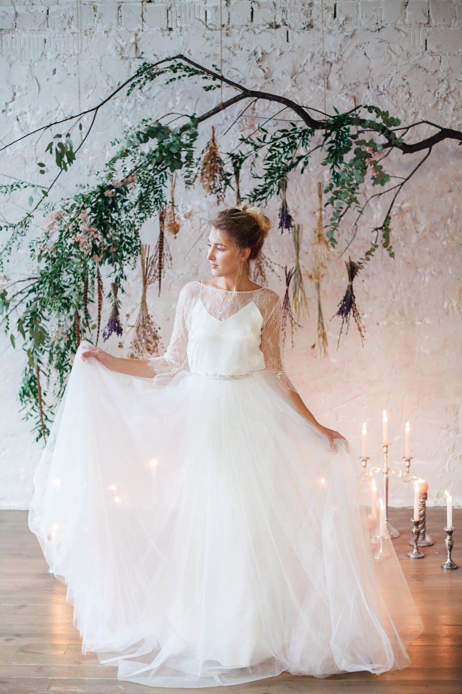 Свадебное платье ETHEL, коллекция THE LOOK OF ANGEL, бренд RARE BRIDAL, фото 3