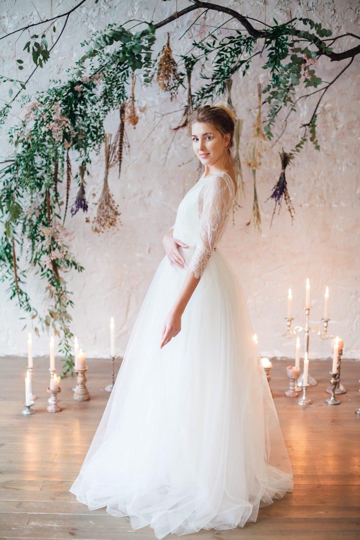 Свадебное платье ETHEL, коллекция THE LOOK OF ANGEL, бренд RARE BRIDAL, фото 4
