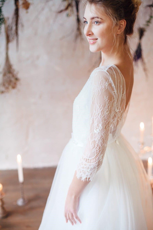Свадебное платье ETHEL, коллекция THE LOOK OF ANGEL, бренд RARE BRIDAL, фото 5