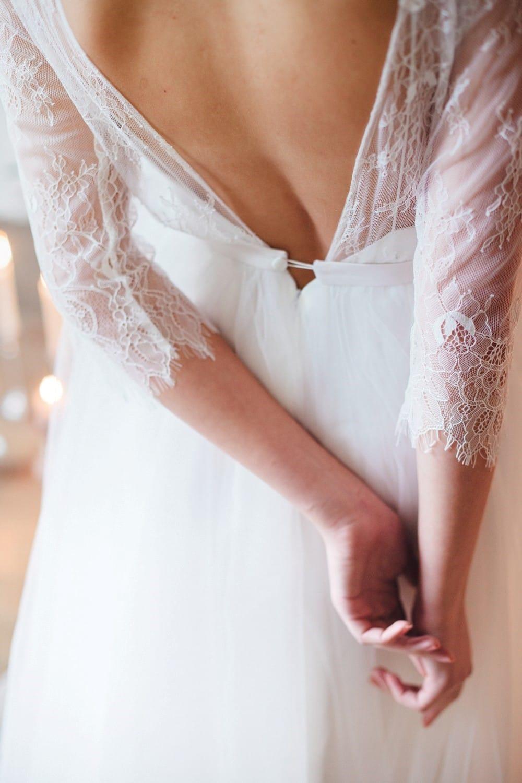 Свадебное платье ETHEL, коллекция THE LOOK OF ANGEL, бренд RARE BRIDAL, фото 6