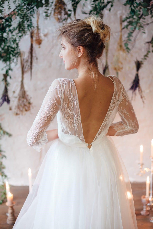 Свадебное платье ETHEL, коллекция THE LOOK OF ANGEL, бренд RARE BRIDAL, фото 7