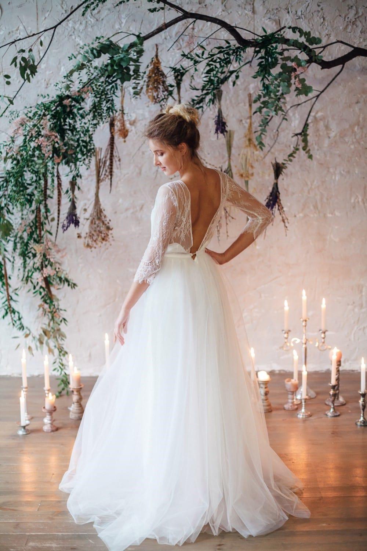Свадебное платье ETHEL, коллекция THE LOOK OF ANGEL, бренд RARE BRIDAL, фото 8
