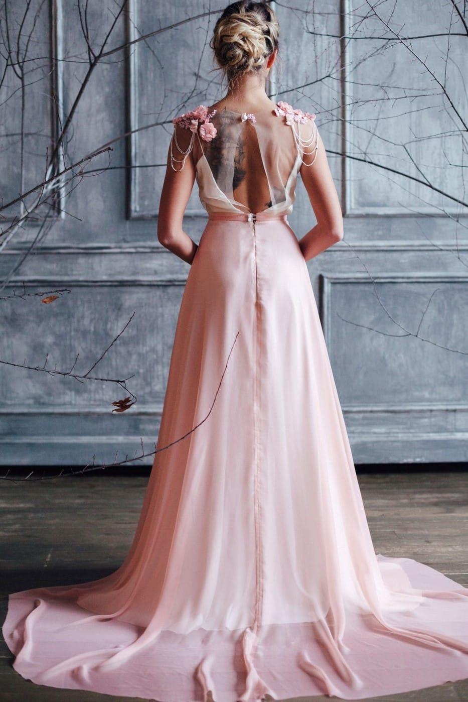 Вечернее платье FARRA, коллекция FLOWER MAGIC, бренд RARE BRIDAL, фото 5