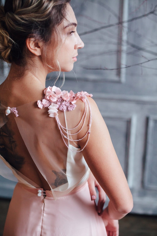 Вечернее платье FARRA, коллекция FLOWER MAGIC, бренд RARE BRIDAL, фото 7