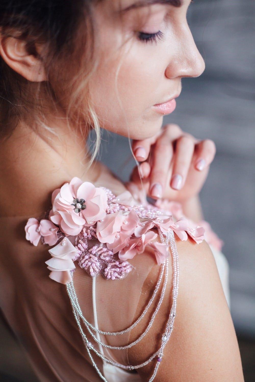 Вечернее платье FARRA, коллекция FLOWER MAGIC, бренд RARE BRIDAL, фото 8