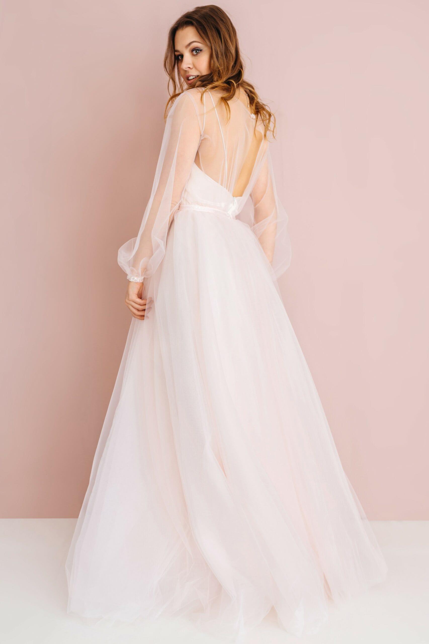 Свадебное платье FERGY, коллекция LOFT, бренд RARE BRIDAL, фото 2