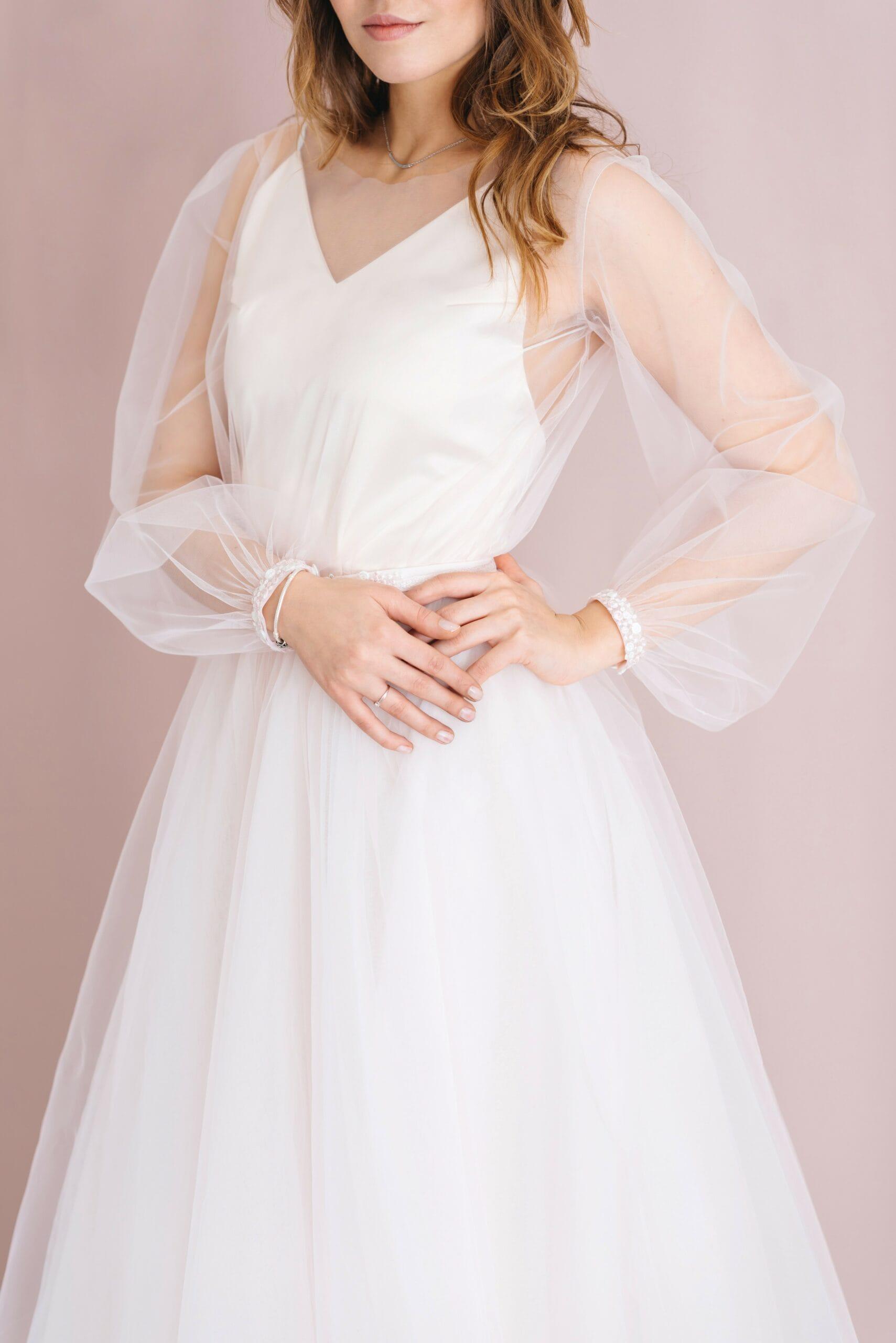 Свадебное платье FERGY, коллекция LOFT, бренд RARE BRIDAL, фото 3