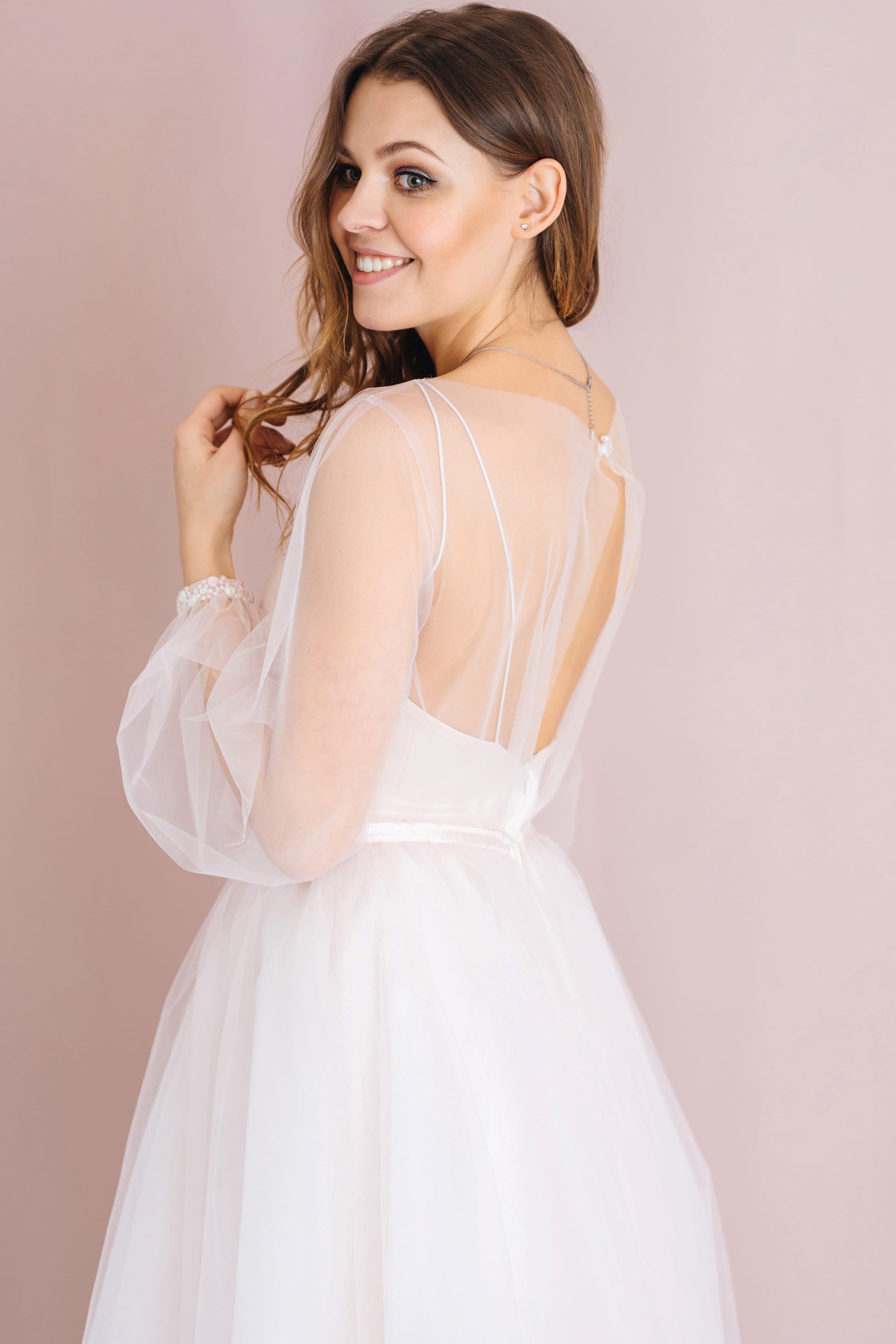 Свадебное платье FERGY, коллекция LOFT, бренд RARE BRIDAL, фото 4