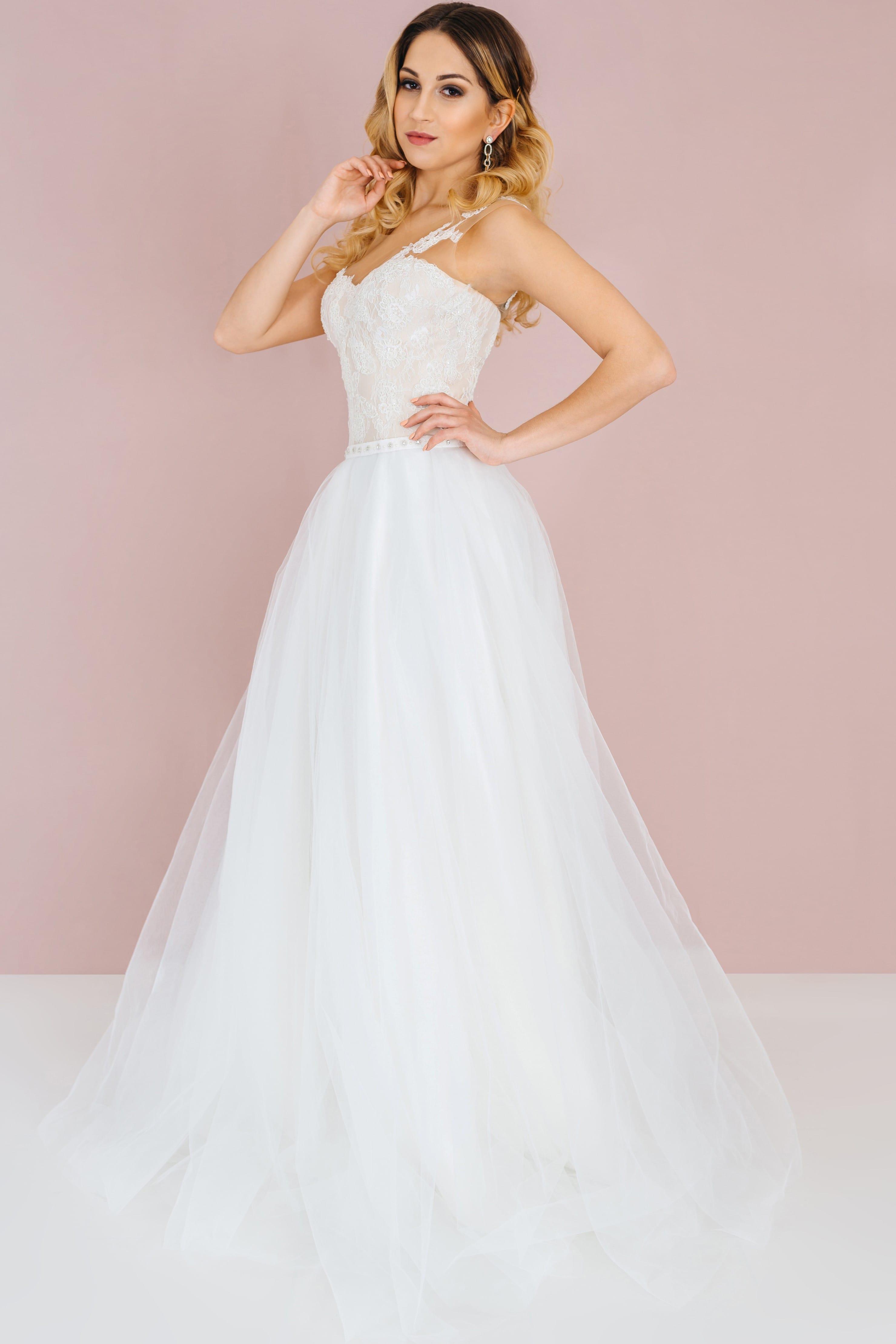 Свадебное платье FLORA, коллекция LOFT, бренд RARE BRIDAL, фото 1