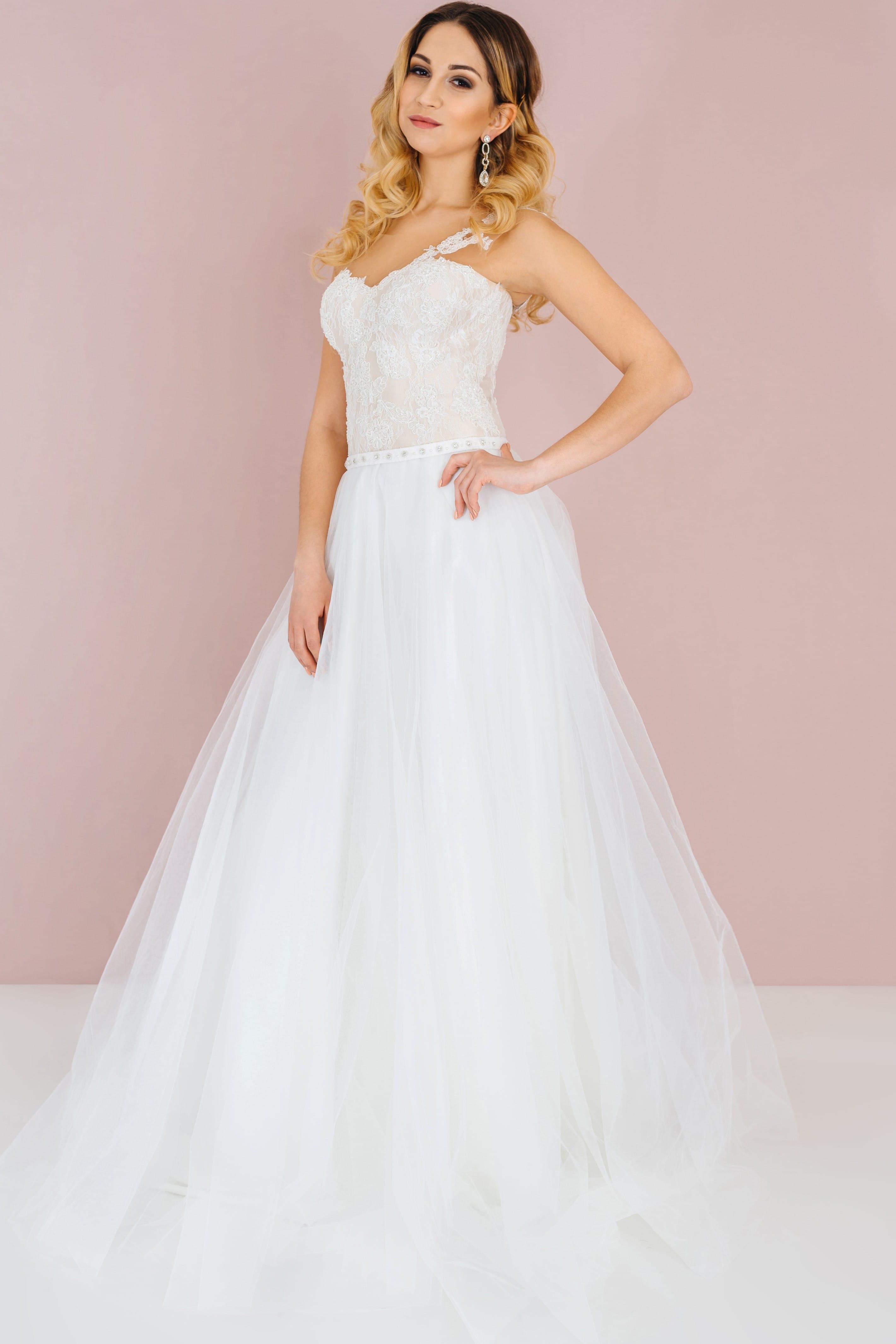 Свадебное платье FLORA, коллекция LOFT, бренд RARE BRIDAL, фото 2