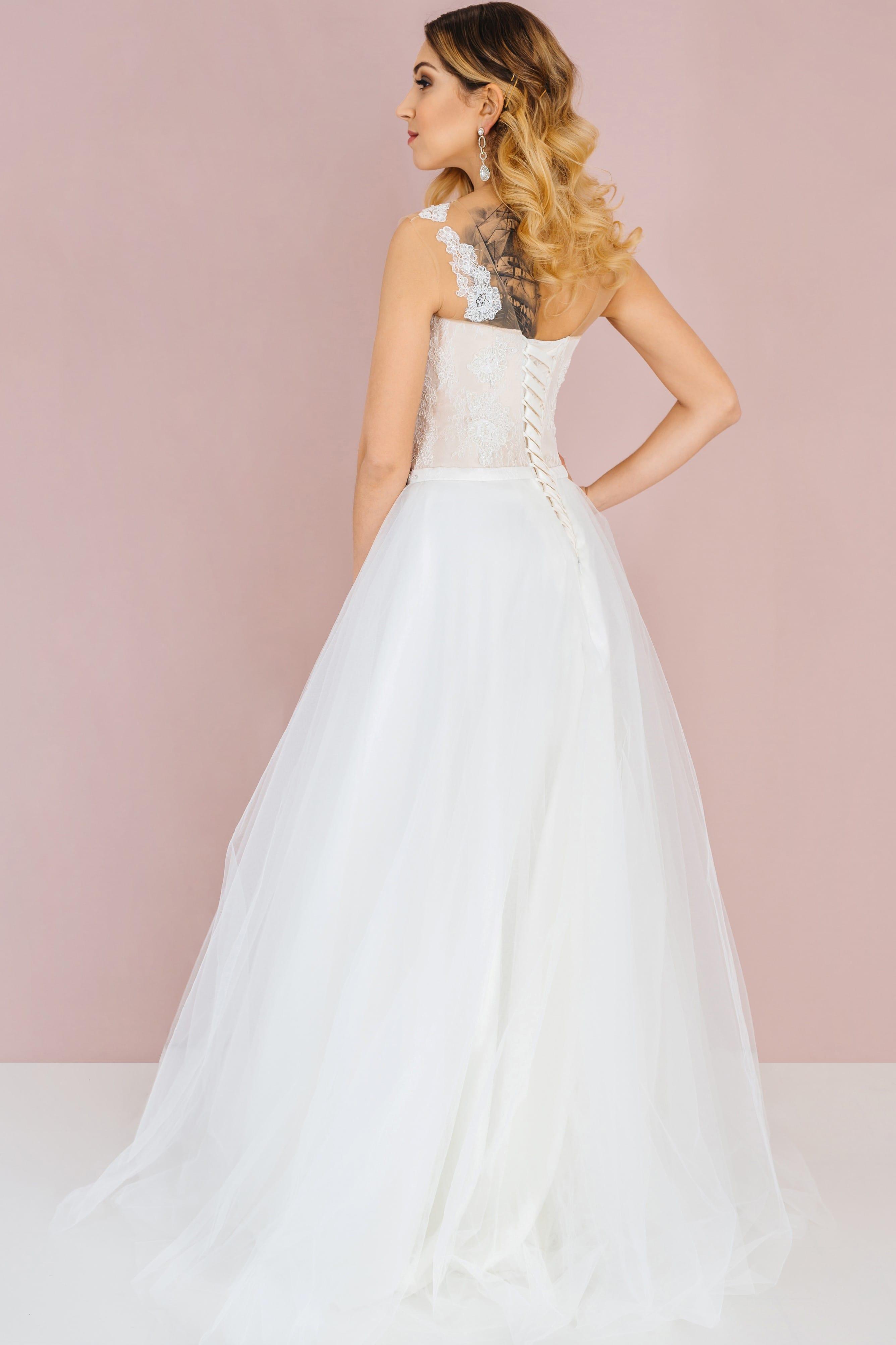 Свадебное платье FLORA, коллекция LOFT, бренд RARE BRIDAL, фото 3