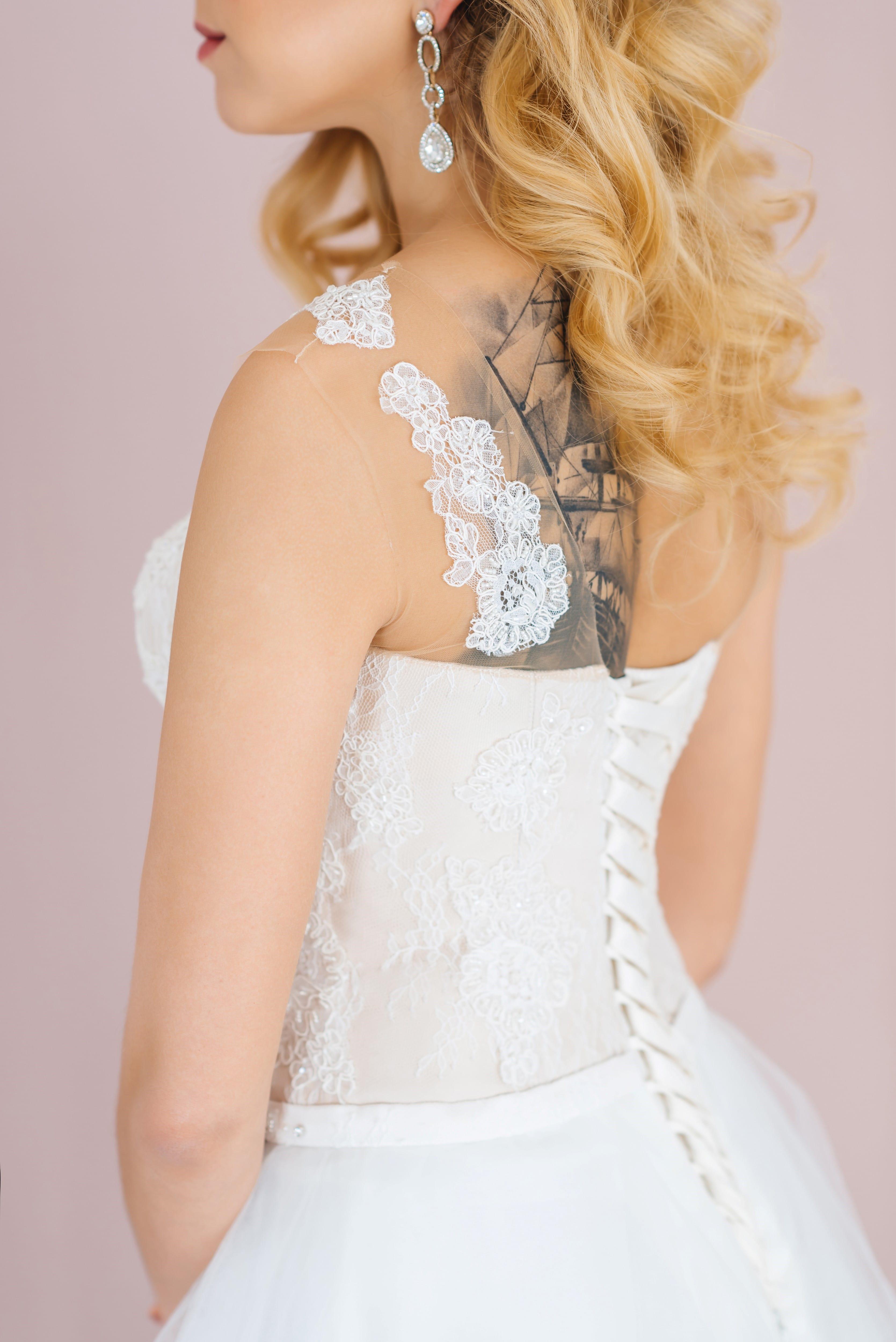 Свадебное платье FLORA, коллекция LOFT, бренд RARE BRIDAL, фото 4