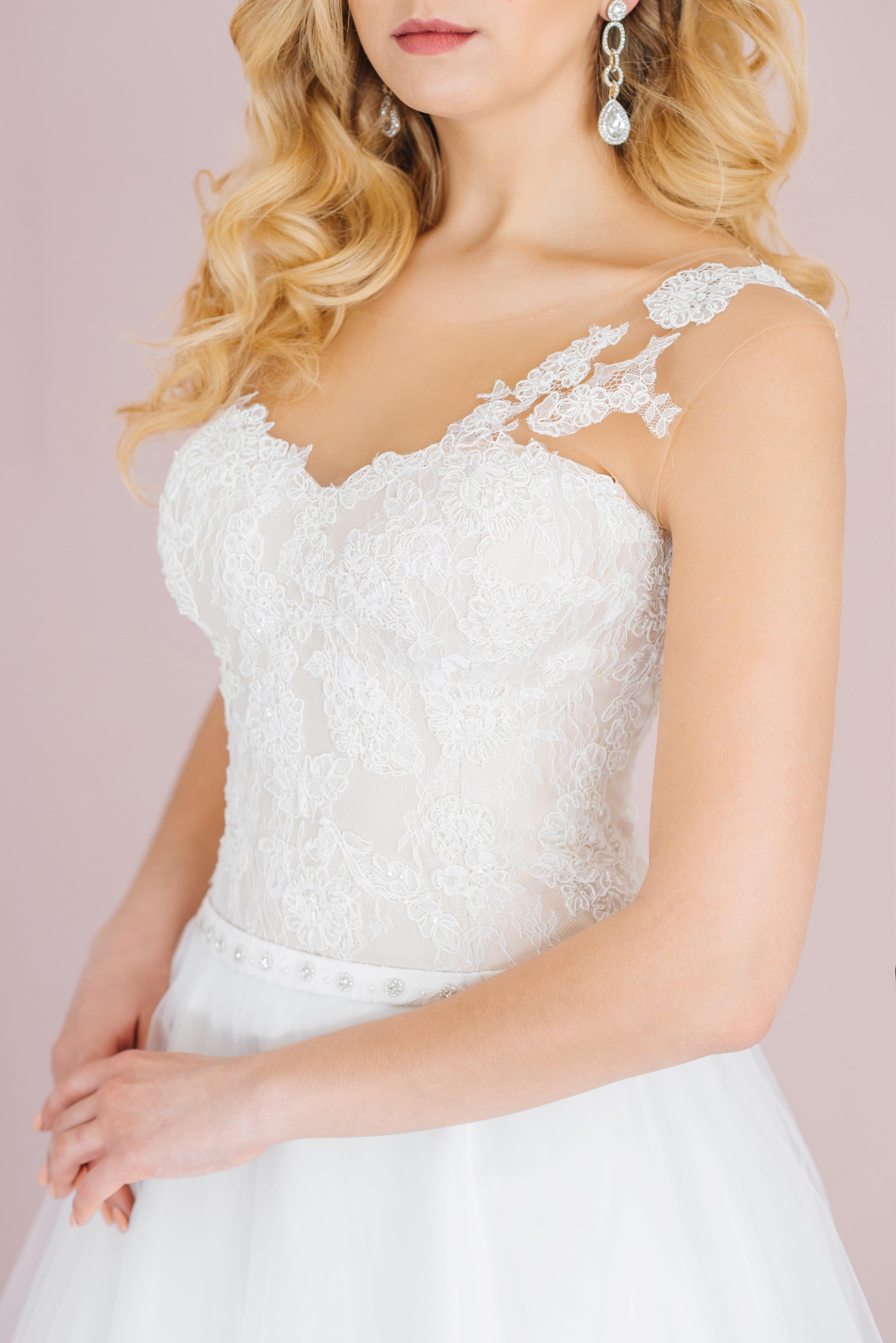 Свадебное платье FLORA, коллекция LOFT, бренд RARE BRIDAL, фото 6