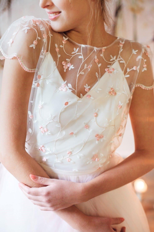 Свадебное платье FLORAMI, коллекция THE LOOK OF ANGEL, бренд RARE BRIDAL, фото 1