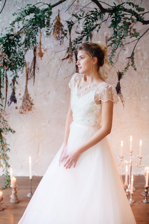 Свадебное платье FLORAMI, коллекция THE LOOK OF ANGEL, бренд RARE BRIDAL, фото 3