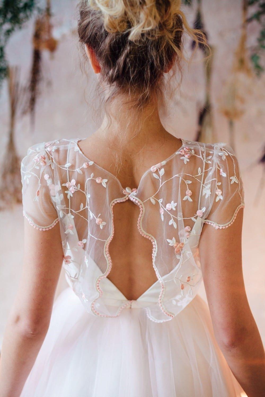 Свадебное платье FLORAMI, коллекция THE LOOK OF ANGEL, бренд RARE BRIDAL, фото 6
