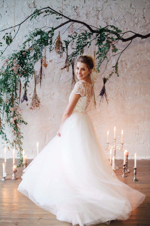 Свадебное платье FLORAMI, коллекция THE LOOK OF ANGEL, бренд RARE BRIDAL, фото 8