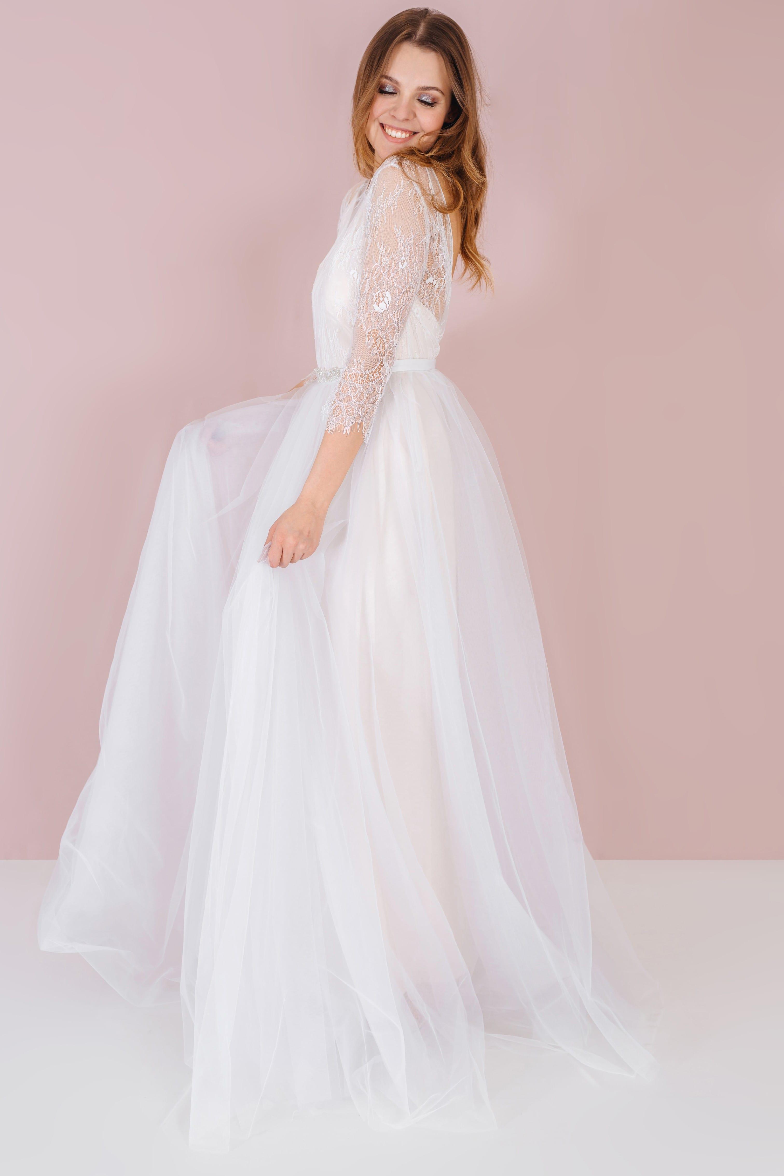 Свадебное платье GENIFER, коллекция LOFT, бренд RARE BRIDAL, фото 1