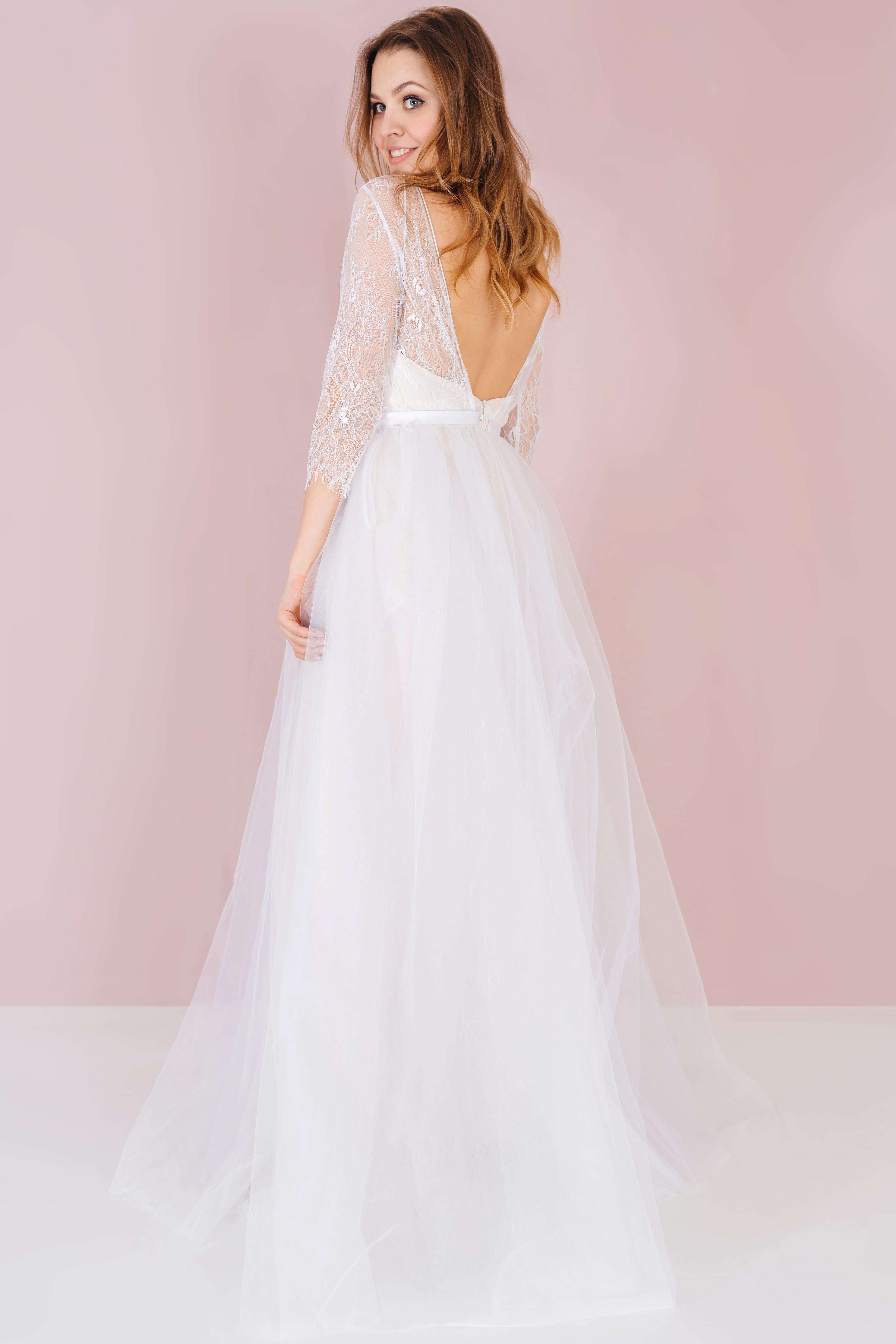 Свадебное платье GENIFER, коллекция LOFT, бренд RARE BRIDAL, фото 2