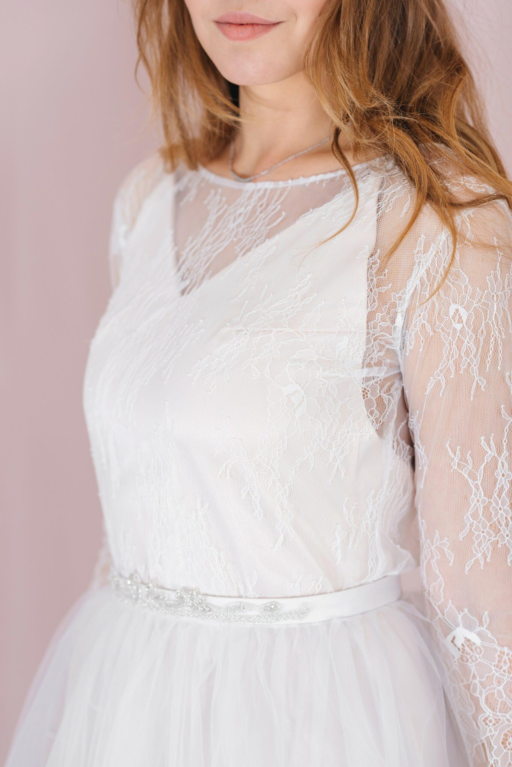 Свадебное платье GENIFER, коллекция LOFT, бренд RARE BRIDAL, фото 3