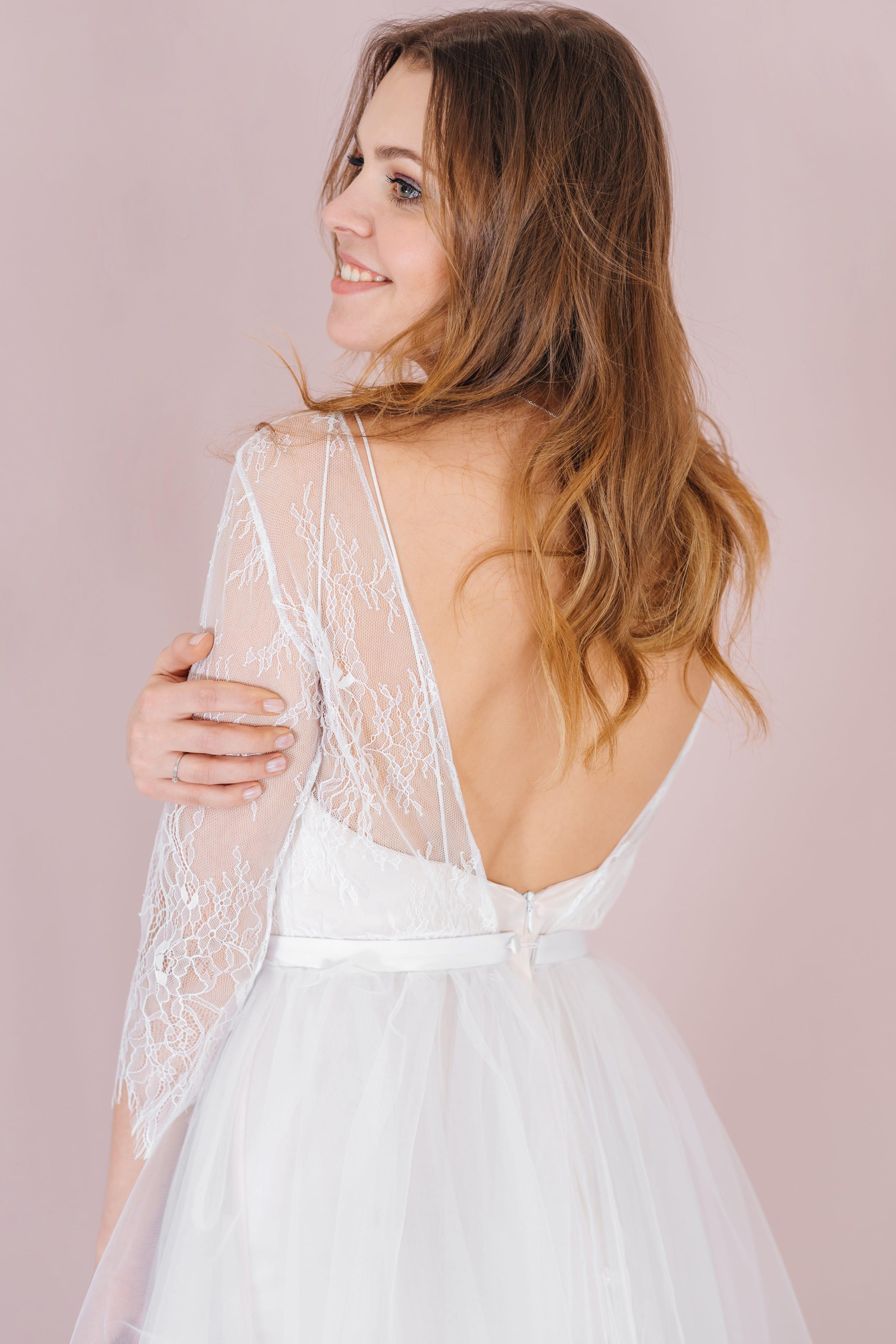 Свадебное платье GENIFER, коллекция LOFT, бренд RARE BRIDAL, фото 4
