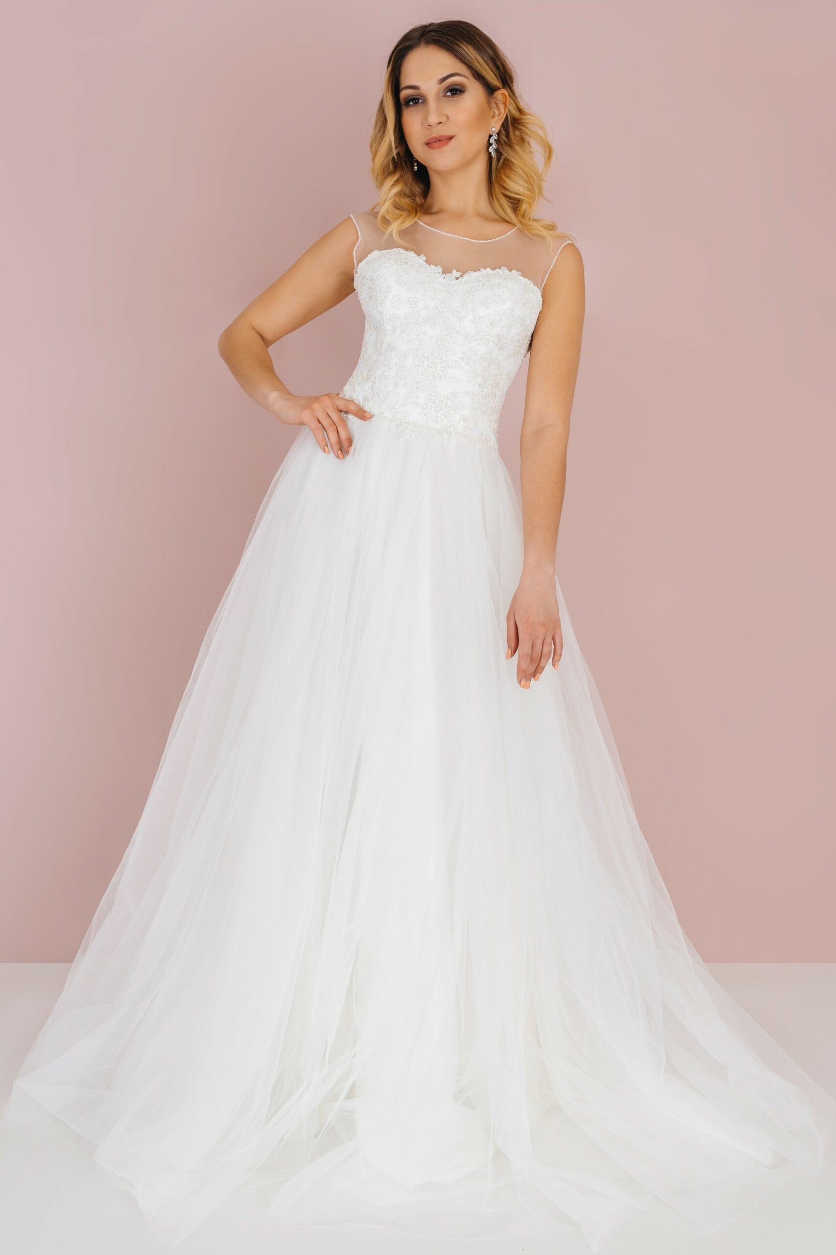 Свадебное платье GRACE, коллекция LOFT, бренд RARE BRIDAL, фото 1