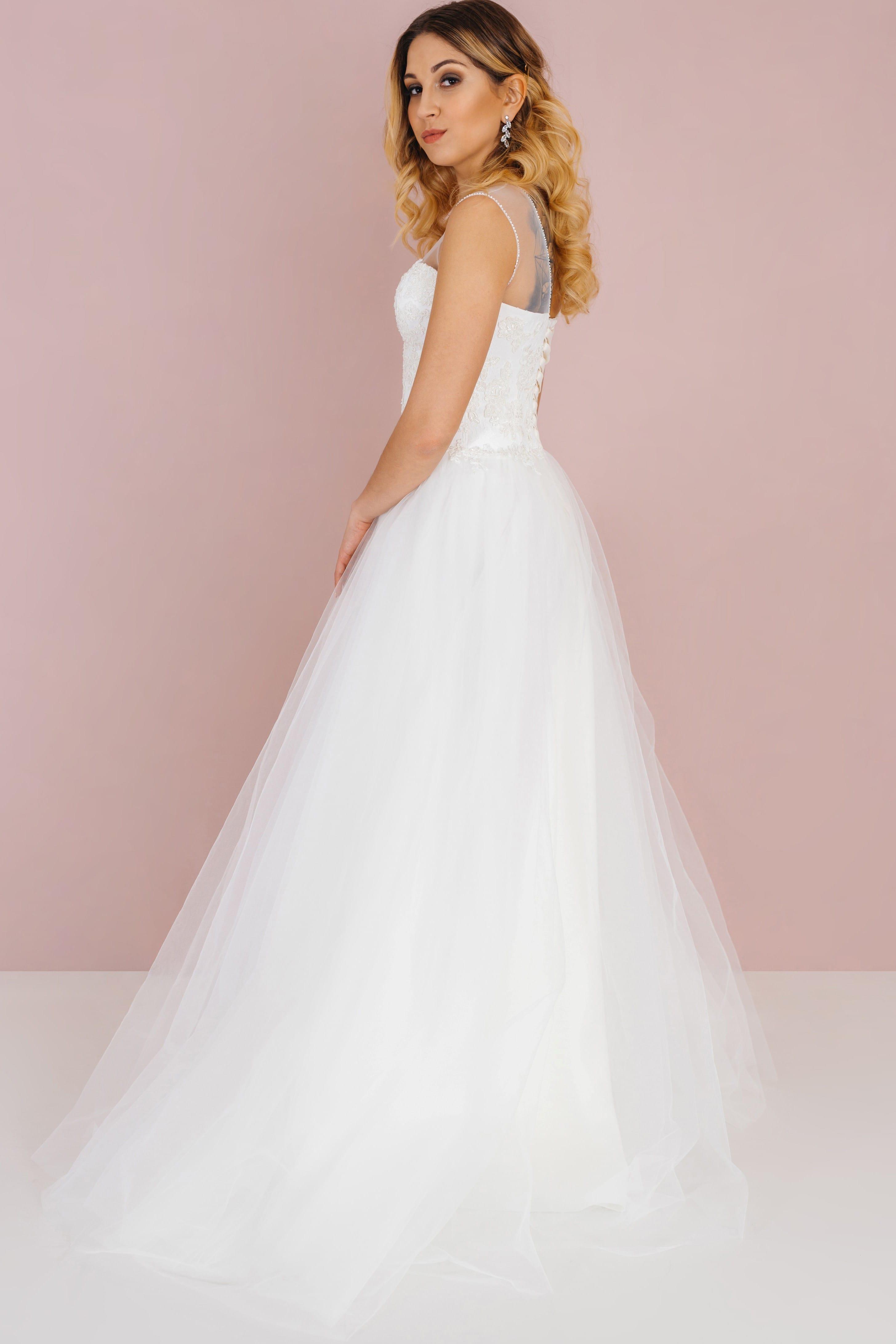 Свадебное платье GRACE, коллекция LOFT, бренд RARE BRIDAL, фото 12