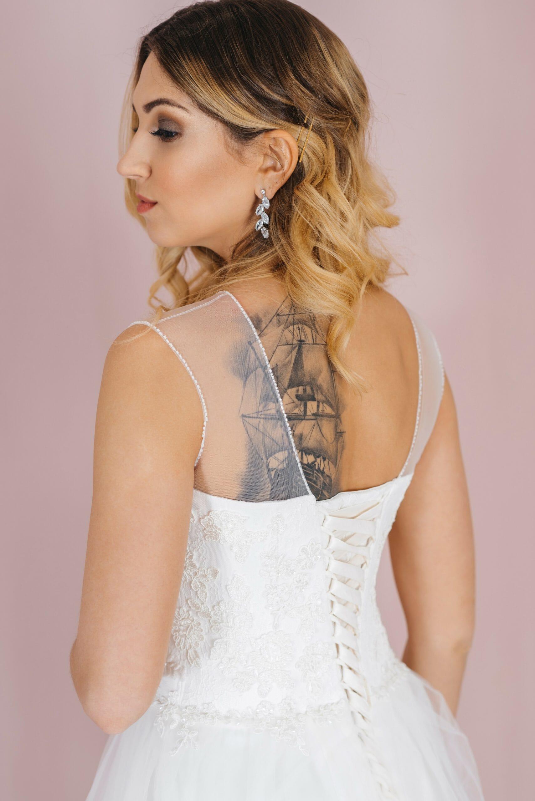 Свадебное платье GRACE, коллекция LOFT, бренд RARE BRIDAL, фото 3
