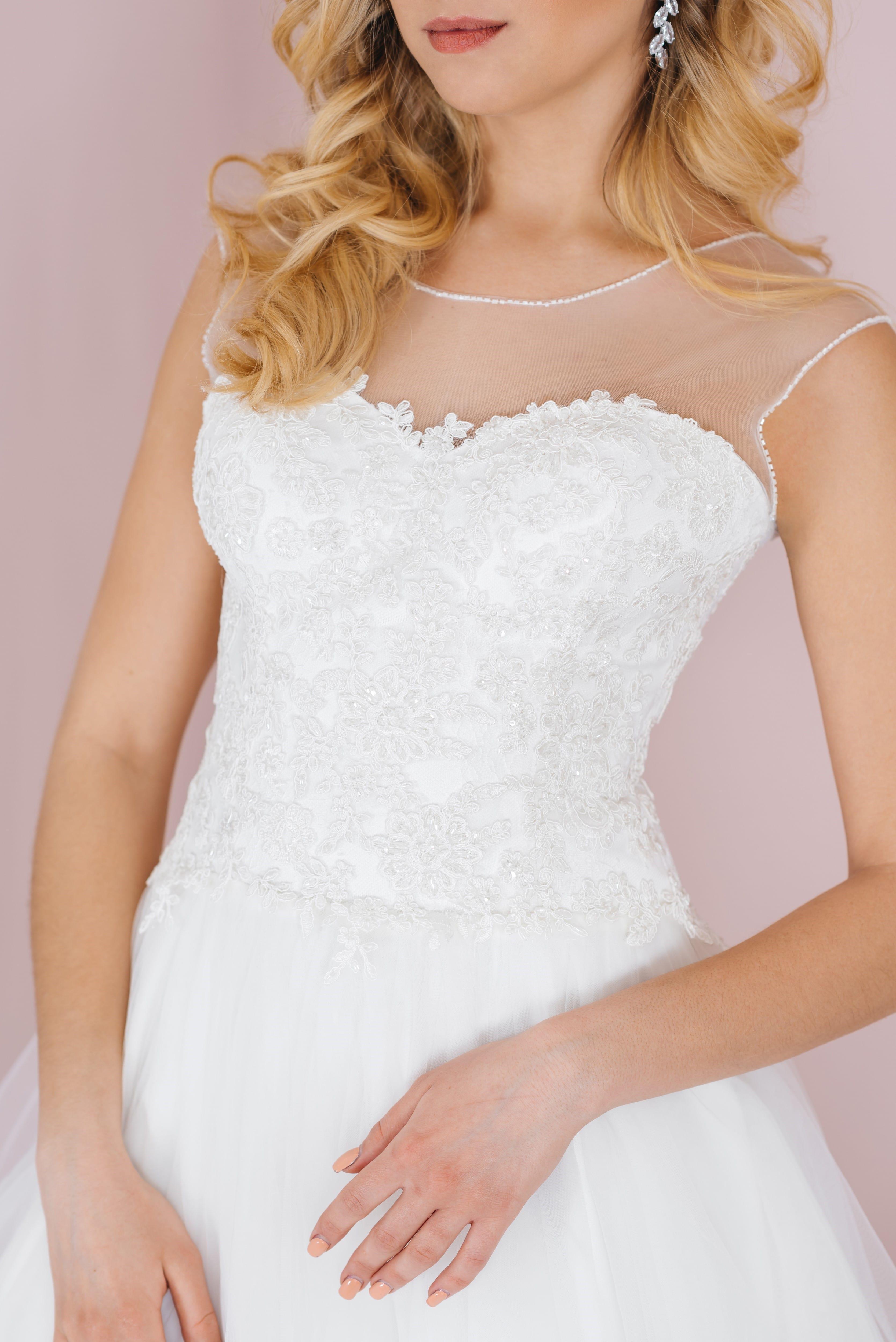 Свадебное платье GRACE, коллекция LOFT, бренд RARE BRIDAL, фото 4