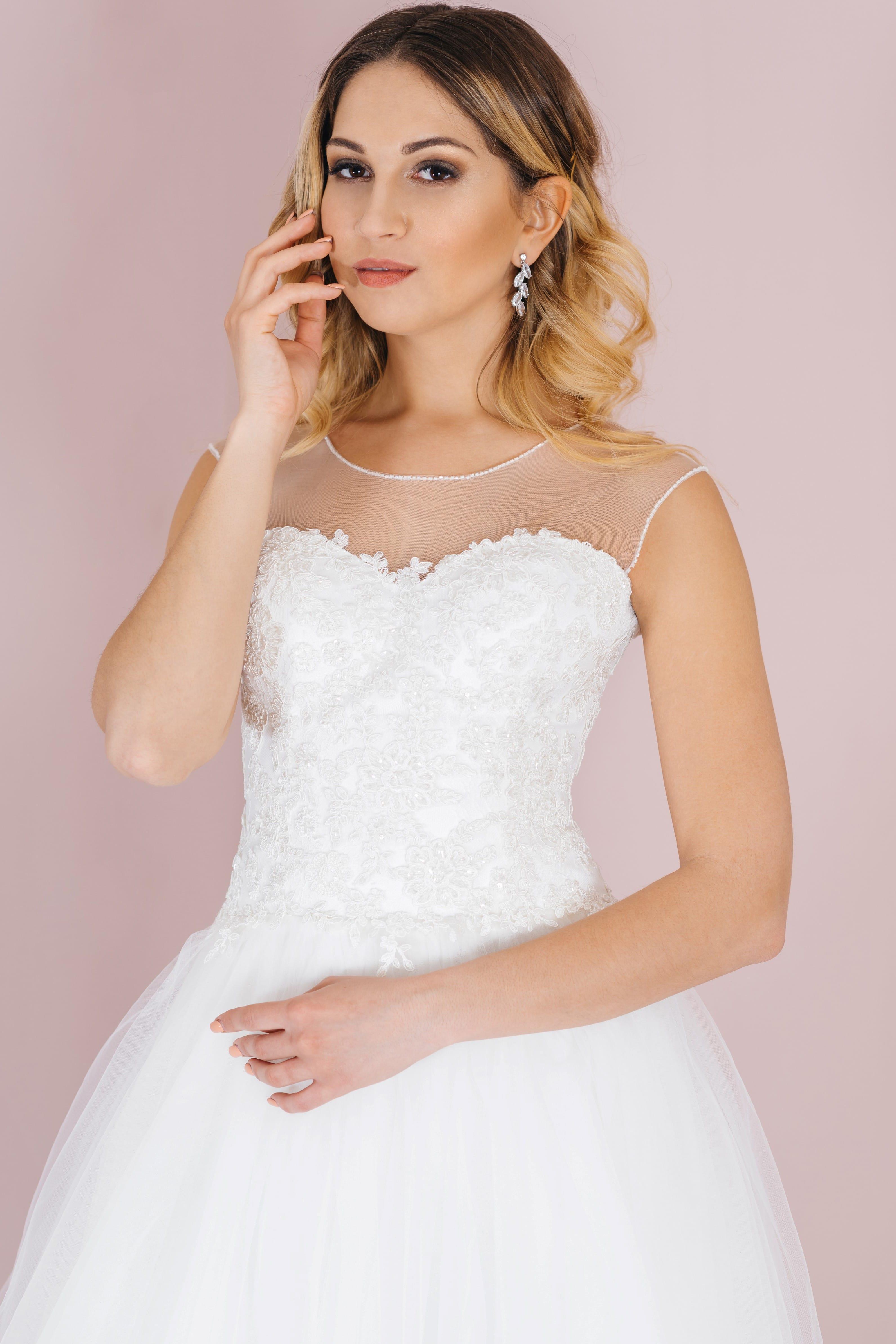 Свадебное платье GRACE, коллекция LOFT, бренд RARE BRIDAL, фото 5