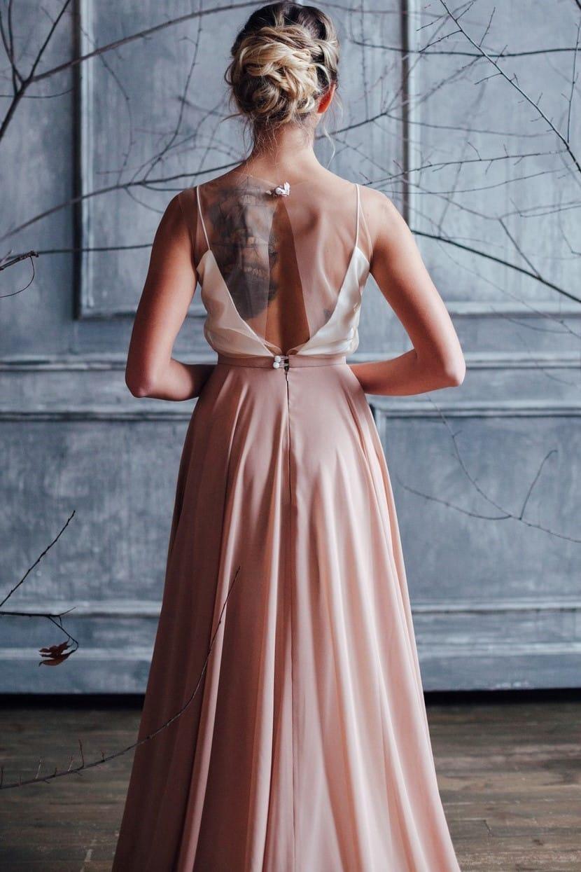 Вечернее платье GRANDY, коллекция FLOWER MAGIC, бренд RARE BRIDAL, фото 6