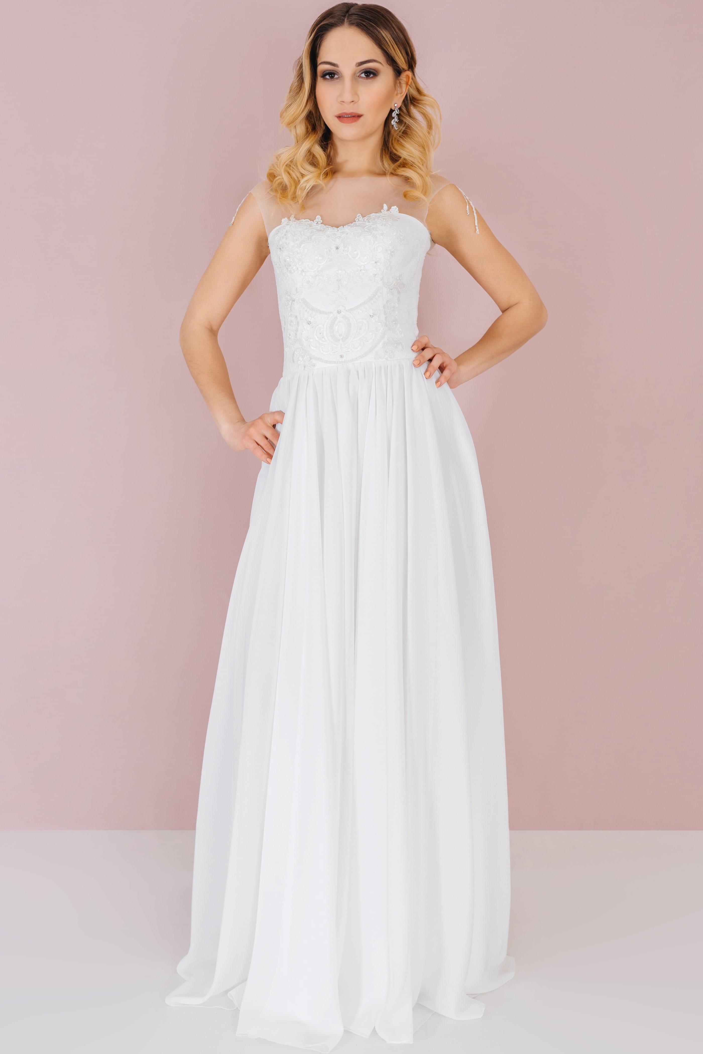 Свадебное платье HILARY, коллекция LOFT, бренд RARE BRIDAL, фото 1