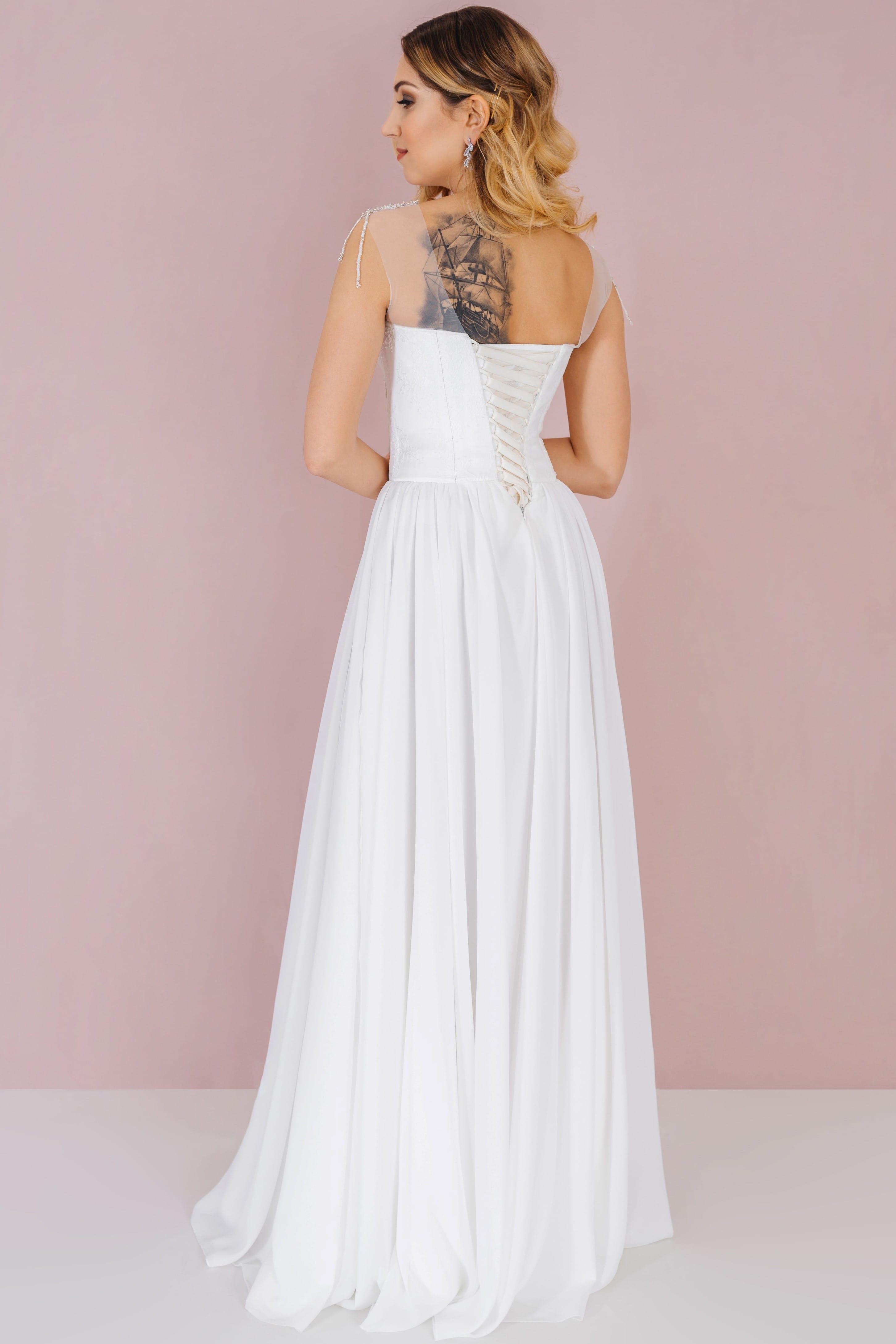 Свадебное платье HILARY, коллекция LOFT, бренд RARE BRIDAL, фото 2