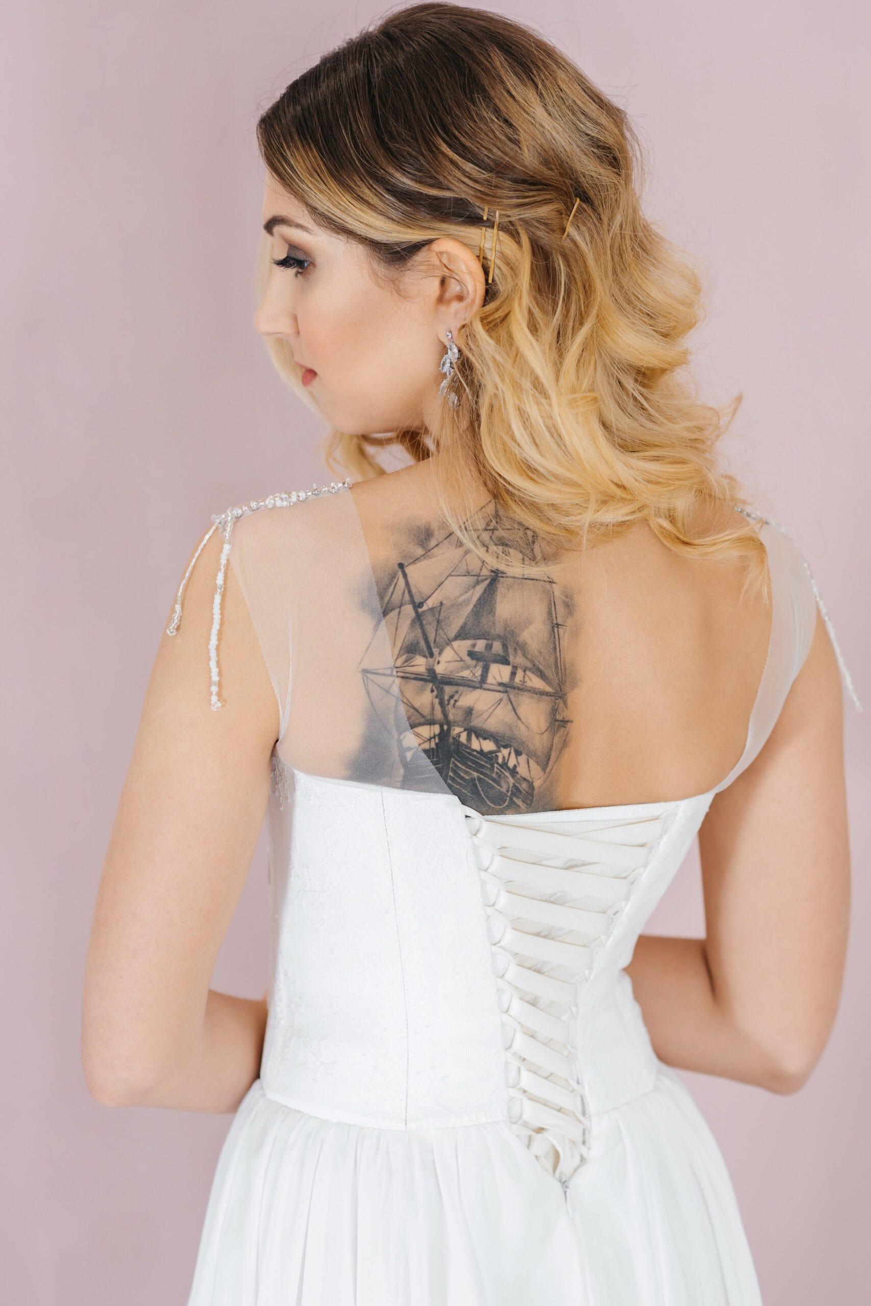 Свадебное платье HILARY, коллекция LOFT, бренд RARE BRIDAL, фото 3