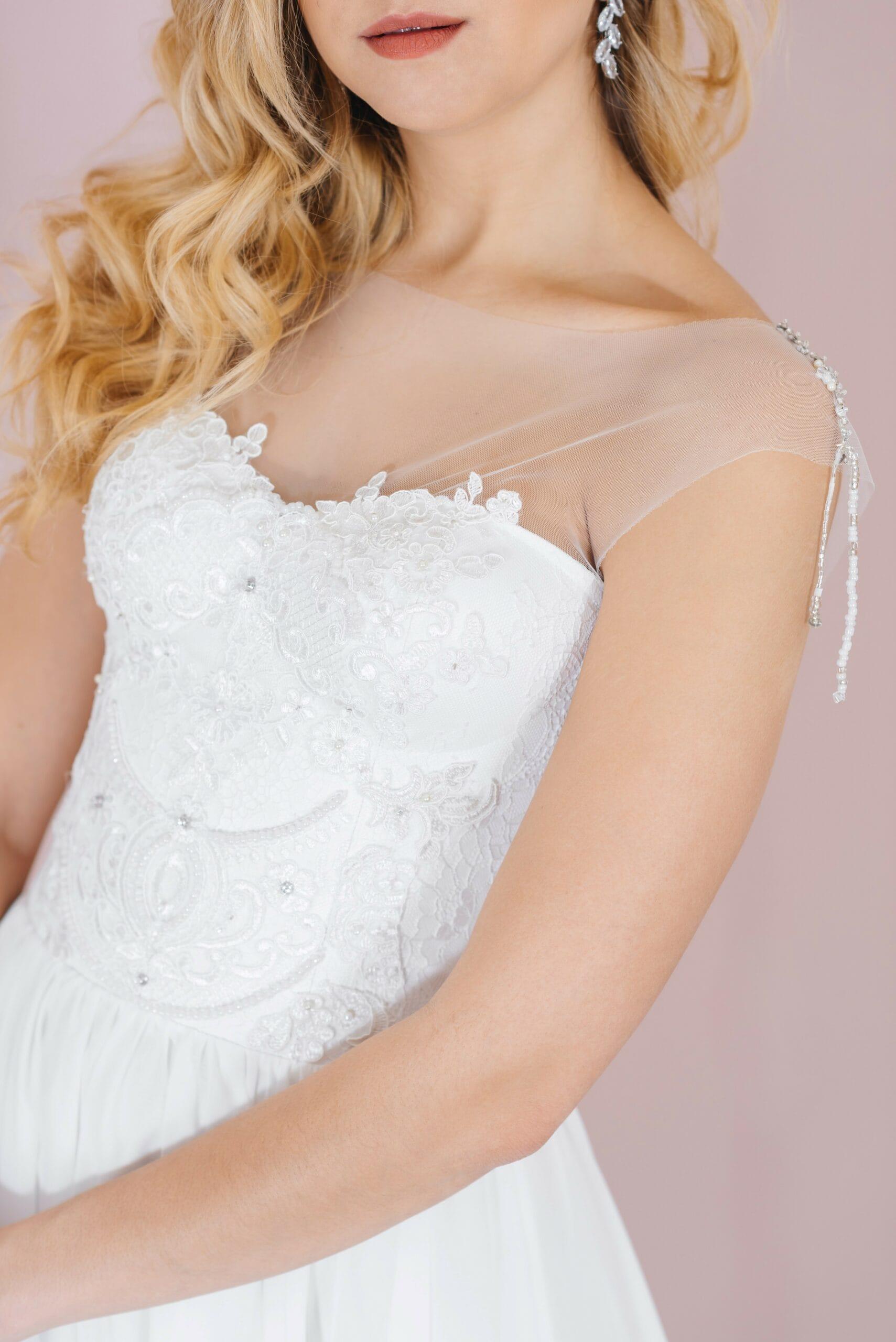 Свадебное платье HILARY, коллекция LOFT, бренд RARE BRIDAL, фото 4