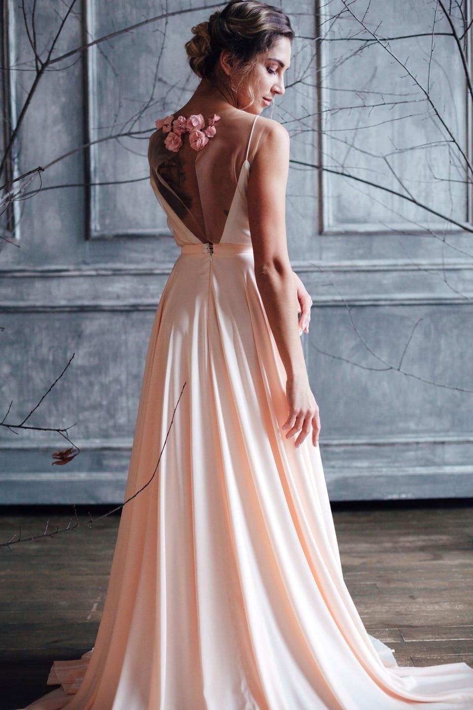 Вечернее платье IONA, коллекция FLOWER MAGIC, бренд RARE BRIDAL, фото 3