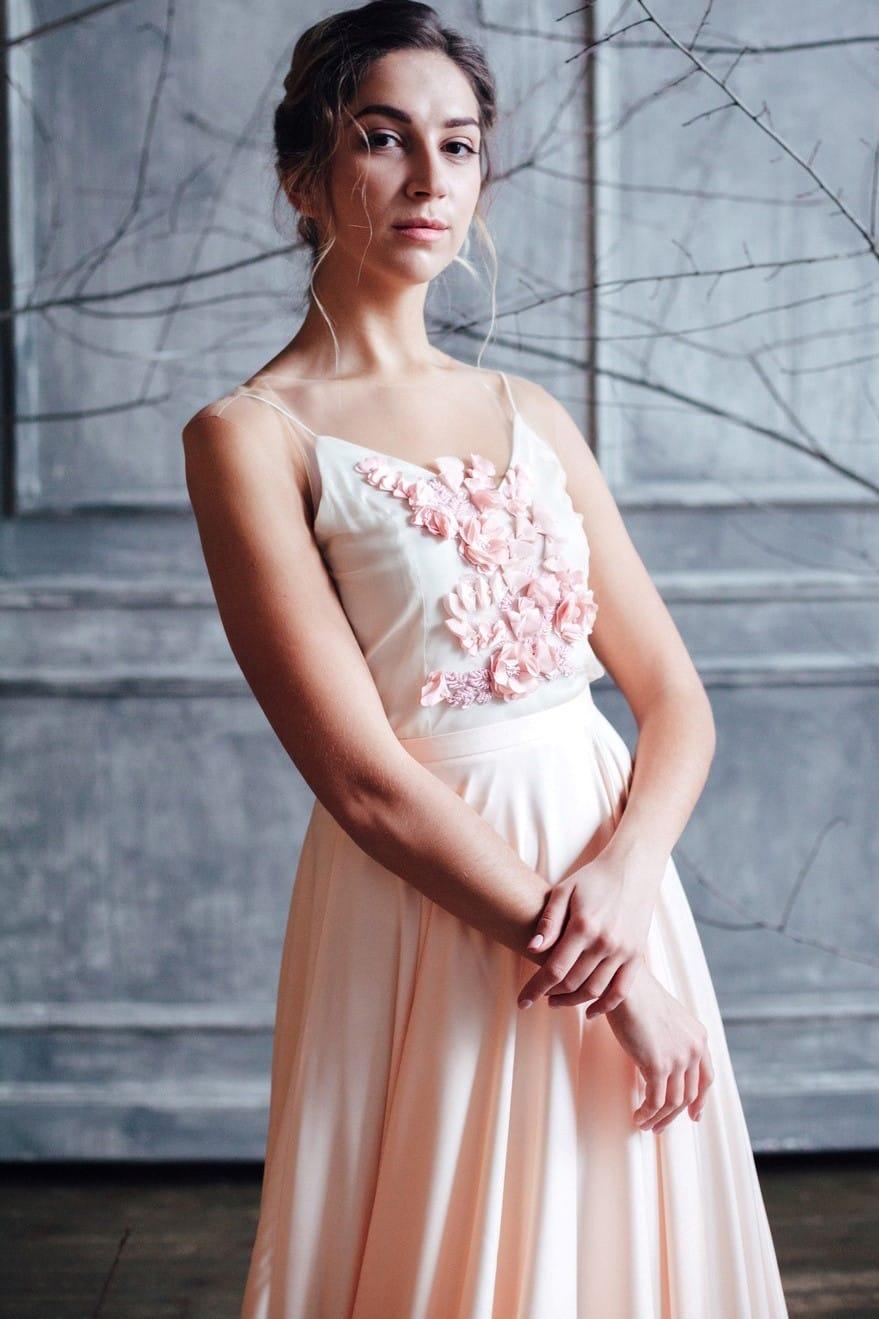Вечернее платье IONA, коллекция FLOWER MAGIC, бренд RARE BRIDAL, фото 4