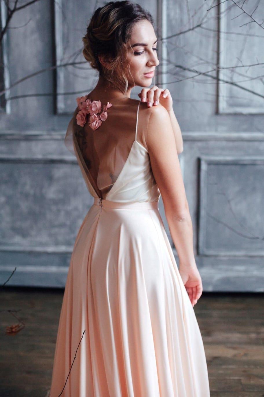 Вечернее платье IONA, коллекция FLOWER MAGIC, бренд RARE BRIDAL, фото 5