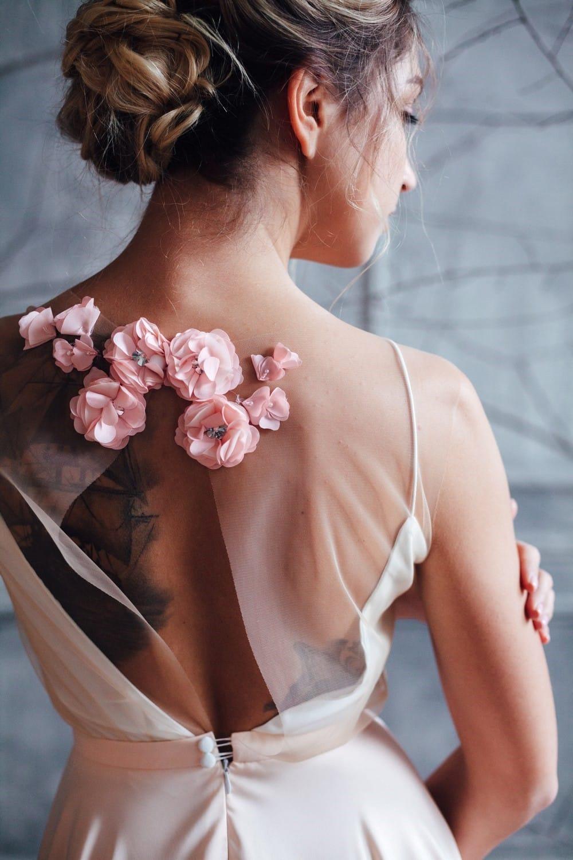 Вечернее платье IONA, коллекция FLOWER MAGIC, бренд RARE BRIDAL, фото 6