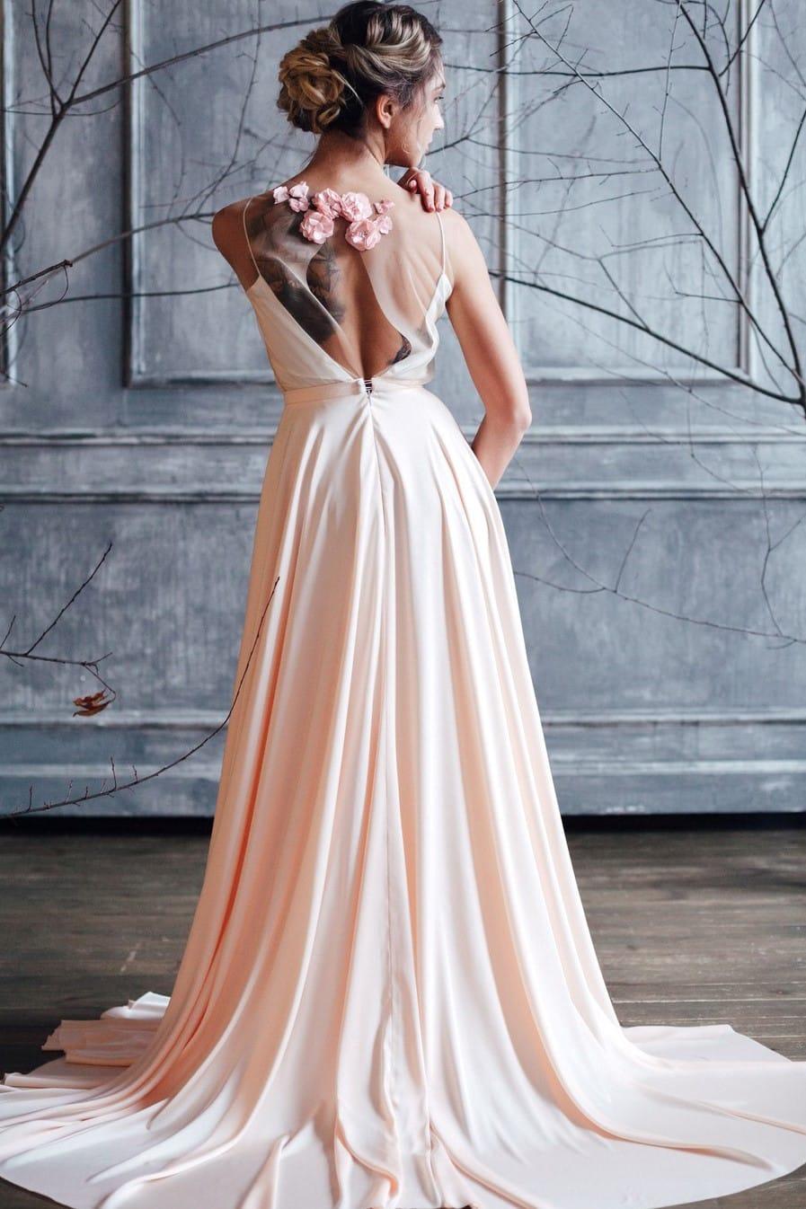 Вечернее платье IONA, коллекция FLOWER MAGIC, бренд RARE BRIDAL, фото 7