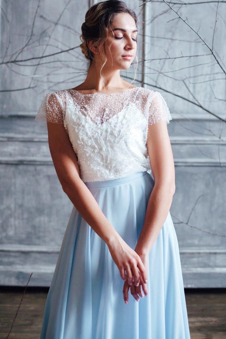 Вечернее платье ISLA, коллекция FLOWER MAGIC, бренд RARE BRIDAL, фото 4