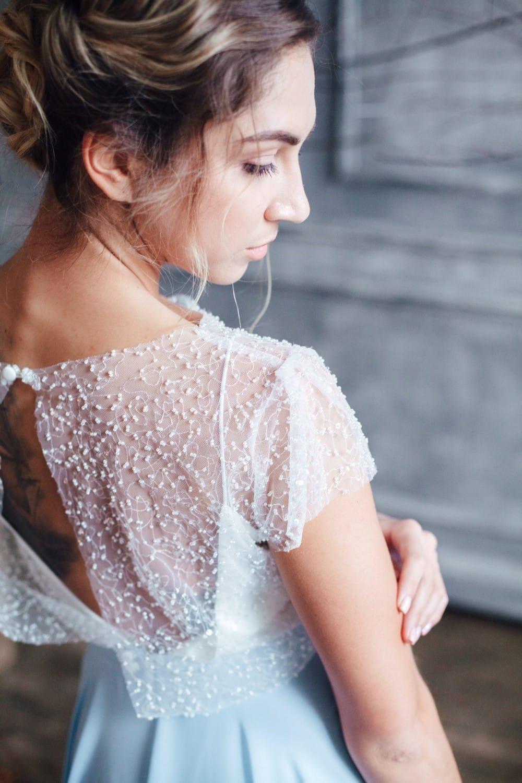Вечернее платье ISLA, коллекция FLOWER MAGIC, бренд RARE BRIDAL, фото 6