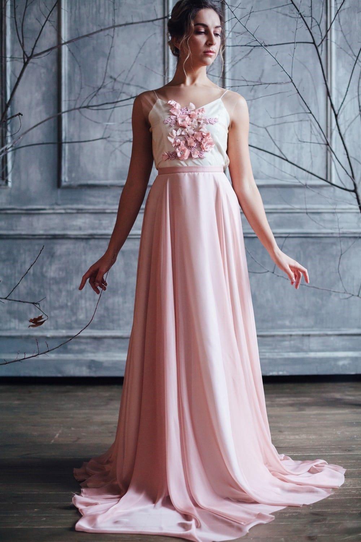 Вечернее платье JANI, коллекция FLOWER MAGIC, бренд RARE BRIDAL, фото 2