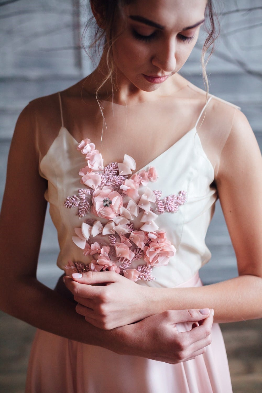 Вечернее платье JANI, коллекция FLOWER MAGIC, бренд RARE BRIDAL, фото 4