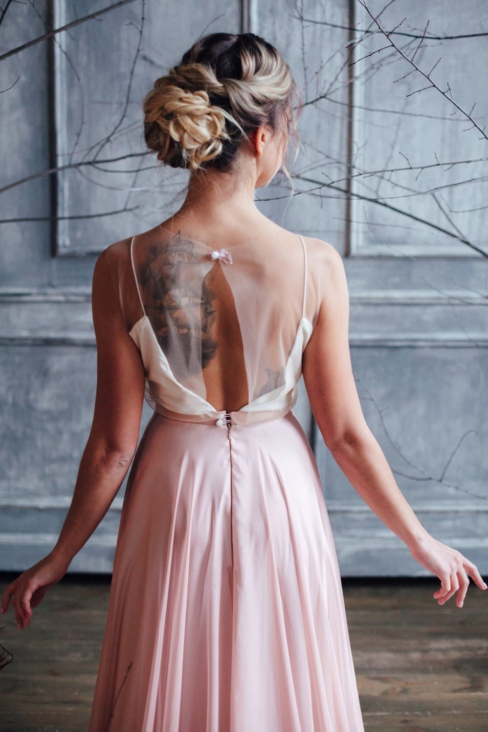 Вечернее платье JANI, коллекция FLOWER MAGIC, бренд RARE BRIDAL, фото 5